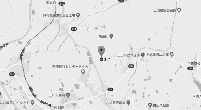 マツダ株式会社/三田R&D研究所アクセスマップ